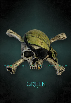 mini pirate 1 green