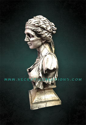 nyx bust antique