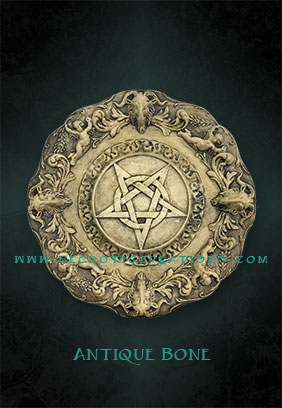 pentacle plaque bone